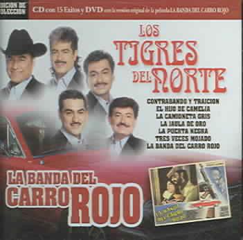 LA BANDA DEL CARRO ROJO BY LOS TIGRES DEL NORTE (CD)